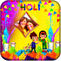 Holi Photo Frames Free