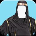 Arab Man Costume Photo Maker