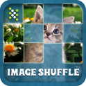Image Shuffle and Puzzle Game, Guess the Picture