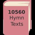 10,560 Hymn Texts