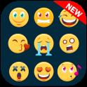 Emoji stickers for facebook