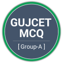 GUJCET MCQ 2020 Group-A