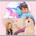 Unicorn Photo Collage