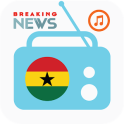 Ghana All Radios, Music & News: All Ghana's Media