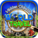 Hidden Object World Travel Spy Objects Quest Game