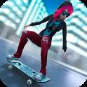 Skateboard Girls vs Boys
