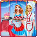 Dress Up Game Cupcakes Factory