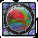 Glass Water Analog Clock