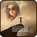 Success Quotes Photo Frames