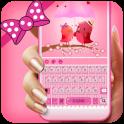 Pink Delightful Keyboard