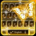 Gleam Butterfly keypad Theme
