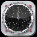 Diamond Analog Clock