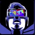 Thermal Camera VR Simulated /Prank
