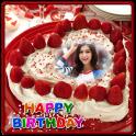 Birthday Cake Frames