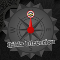 Qibla Direction Gray Edition
