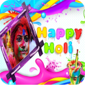 Happy Holi DP-Profile Maker 2020