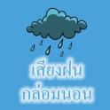 Loud rain