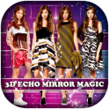 3D Echo Mirror Magic Editor : Collage Photo Editor