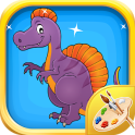 Dinosaur Coloring for Kids