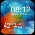 Locker Screen App - Artistic