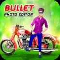 Bullet photo frame
