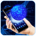 Hologram Tech Globe Launcher