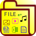 File Manager e+, File Explorer