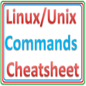 Linux Unix Commands Cheat Sheet