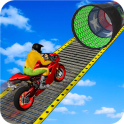 Racing Moto Bike Stunt