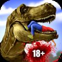 Dinosaur Simulator (18+): eXtreme Dino Game 2018