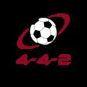 4-4-2 Football