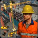 Supermarket Construction Games:Crane operator
