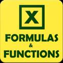 Formula Function & Shortcut app for MS Excel