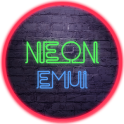 Neon EMUI 8/5 Theme