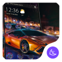 Luxury cool passion sports car– APUS theme