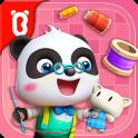 Baby Panda's Doll Shop