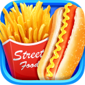 Street Food - Make Hot Dog & French Fries