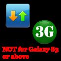 Galaxy 3G/4G Setting (ON/OFF)
