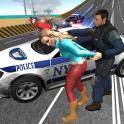 NY Police Car Chase