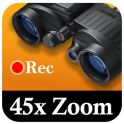 Mega Zoom 45x Telescope Camera
