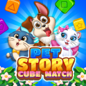 Pet Friends Cube Crush