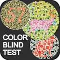 Color Blindness Test, Color Vision Eye Tests