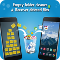 Delete Empty Folders and Recover Deleted Files