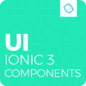 Ionic 3 iOS 11 style UI Template - 5 Color Themes