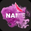 Smoke Effect Art Name
