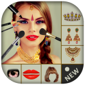 3D Woman Makeup Salon Photo Editor 2019