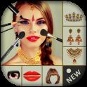 3D Woman Makeup Salon Photo Editor 2019