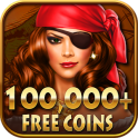 OFFLINE Blackwater Pirate FREE Vegas Slot Machines