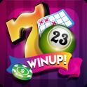 Let's WinUp! Slots Gratis y Juegos de Video Bingo