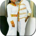 African Couple Outfits